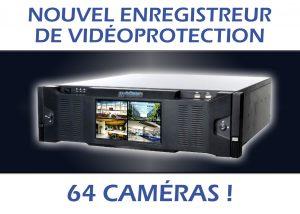 enregistreur de videoprotection