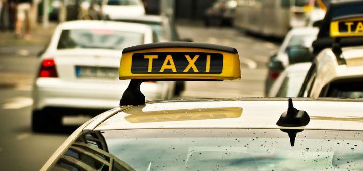 choix du taxi