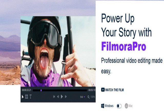Comparez Adobe Premiere Pro et Filmora Pro