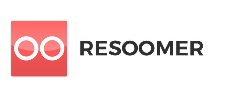Tout ce qu'il faut savoir sur le logiciel Resoomer
